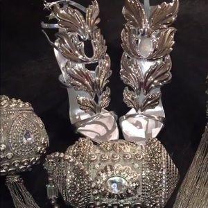 Authentic Giuseppe zanotti cruel heels